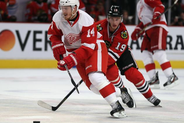 Detroit Red Wings 2013-14 NHL Schedule: Must-See Games, Predictions & More