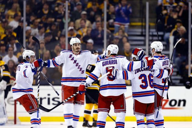 New York Rangers 2013-14 NHL Schedule: Must-See Games, Predictions & More