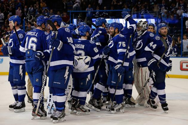Tampa Bay Lightning 2013-14 NHL Schedule: Must-See Games, Predictions & More