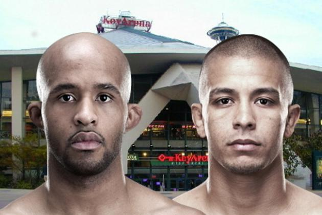 UFC on Fox 8 Preview: Fun Facts and Stats Heading into Johnson vs. Moraga Card