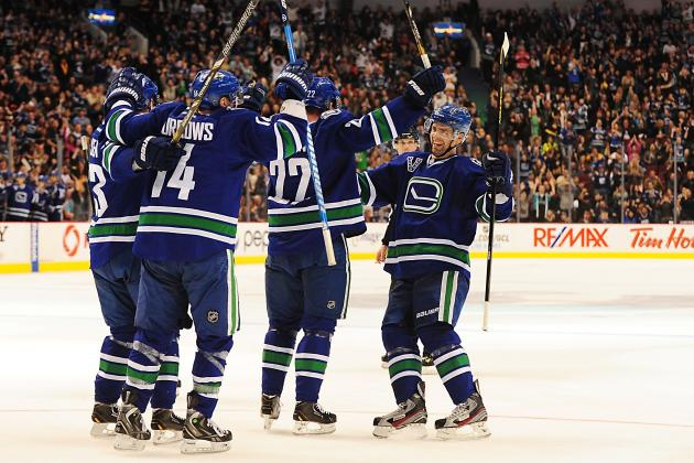 Vancouver Canucks 2013-14 NHL Schedule: Must-See Games, Predictions and More