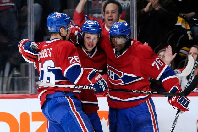 Montreal Canadiens: Top 5 Offseason Moves Made in 2013