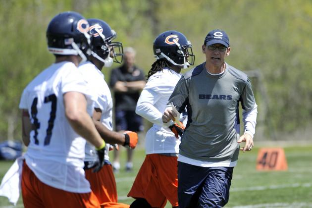 Predicting the Winner of the Chicago Bears Biggest Training Camp Battles
