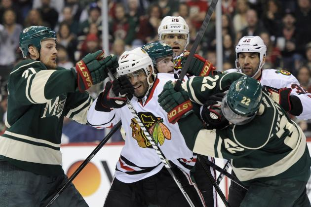 Minnesota Wild 2013-14 NHL Schedule: Must-See Games, Predictions & More