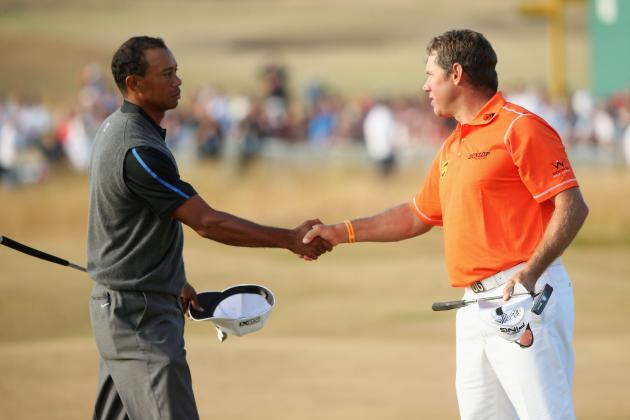 Tiger Woods at British Open 2013: Round 3 Performance Grades at Muirfield