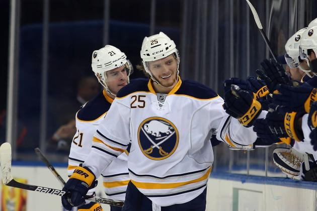 Ranking the Top 5 Buffalo Sabres Prospects