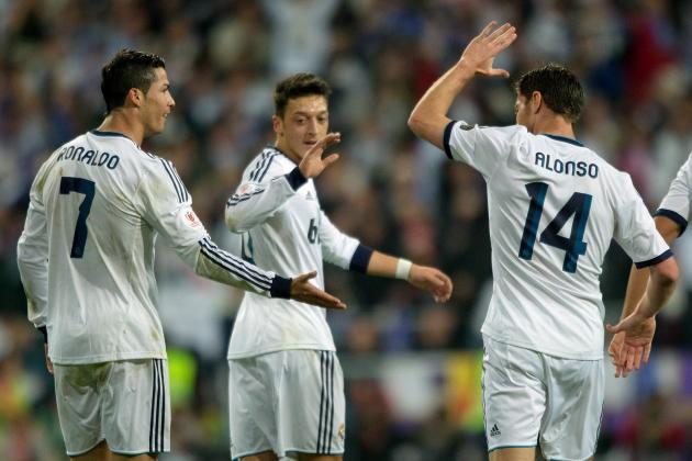 Predicting Real Madrid's First-Choice Starting XI for the 2013-14 Season
