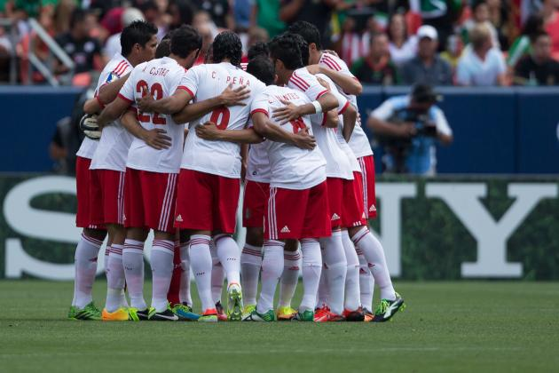 Mexico vs. Trinidad and Tobago: 5 Things We Learned