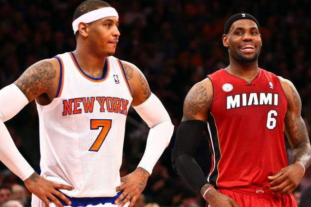 Breaking Down Every NBA Team's 2014 Salary Cap Situation