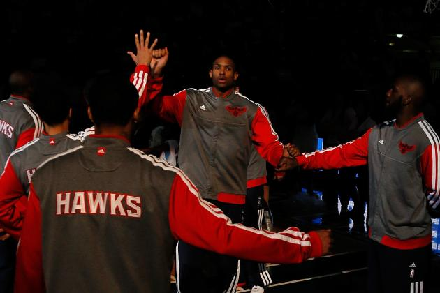 Power Ranking Every Atlanta Hawks Player Already on Roster