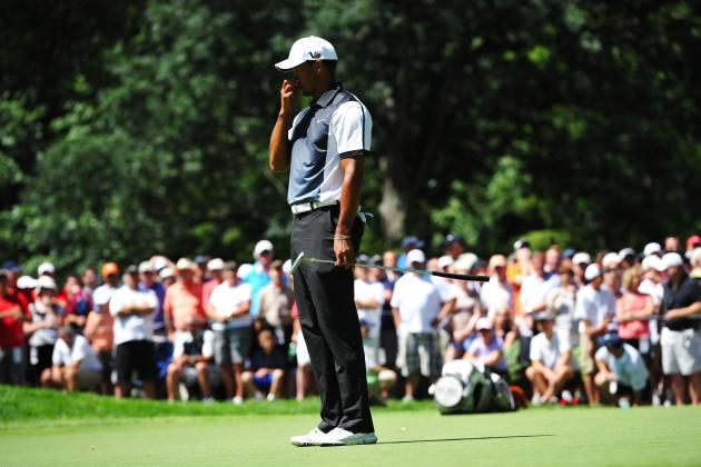 Is the 2013 PGA Championship Tiger Woods' Biggest Disappointment Yet?