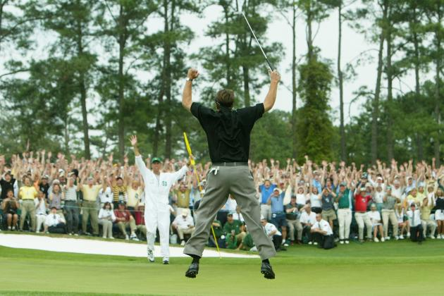 Ranking Phil Mickelson's Greatest Moments