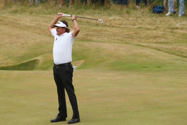 British Open 2013 Results: Biggest Winners and Losers at Muirfield