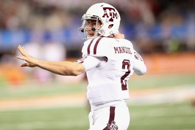 SEC Football: Who Would You Rather Build Your Team Around, Manziel or McCarron?