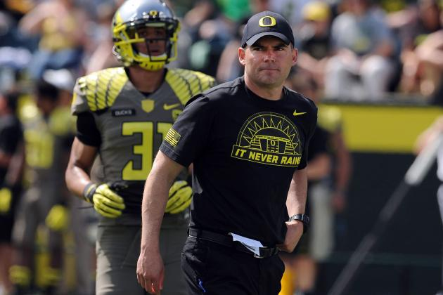 Oregon Football: Position-by-Position Fall Practice Preview