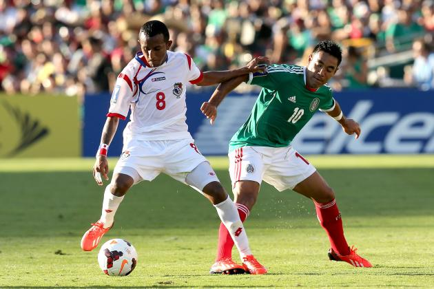 Mexico vs. Panama: 5 Key Players to Watch in Gold Cup Semifinal