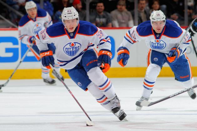 Power Ranking the Edmonton Oilers Top 6 Forwards