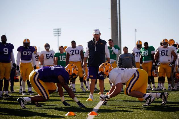 9 Reasons LSU Will Finish with No. 1 2014 Recruiting Class