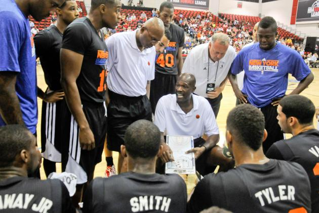 Winners and Losers from NY Knicks' Summer League Team