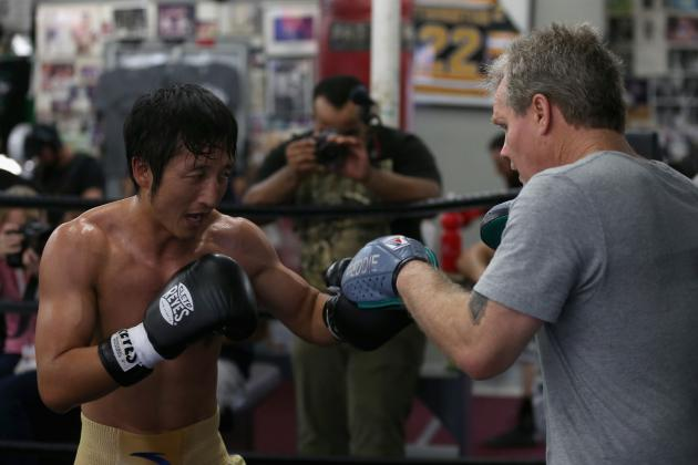Zou Shiming vs. Jesus Ortega: Preview and Prediction for Flyweight Bout