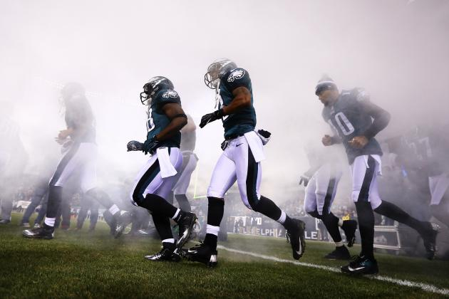 Predicting the 53-Man Roster for the Philadelphia Eagles in 2013: Offense