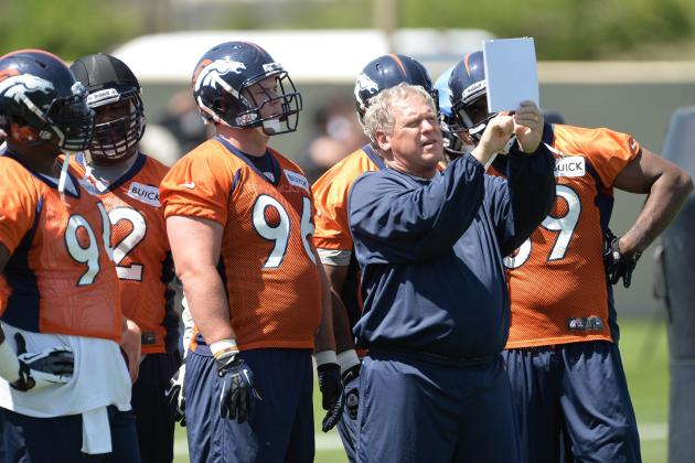 Projected Denver Broncos Final 53-Man Roster, Training Camp Edition