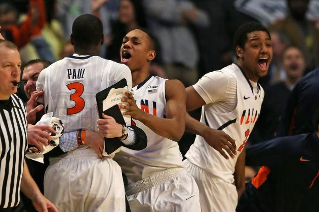 Illinois Basketball: Predicting Fighting Illini's Top 5 Scorers for 2013-14