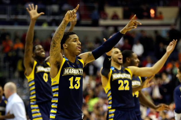 Marquette Basketball: Predicting Golden Eagles' Top 5 Scorers for 2013-14