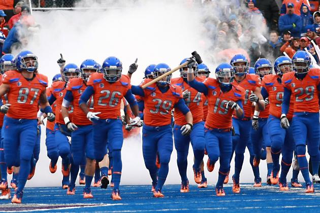 Boise State Football: Broncos' Position-by-Position Fall Practice Preview