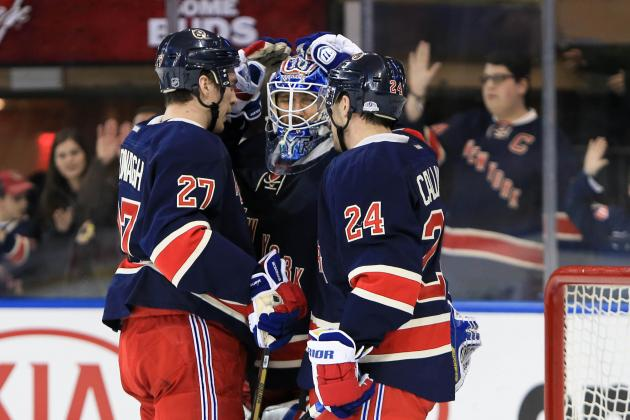 11 New York Rangers Who Could Play in the 2014 Sochi Winter Olympics
