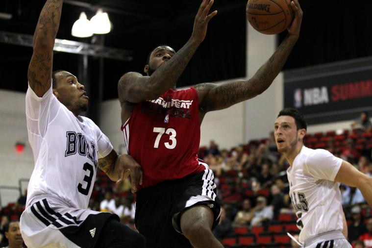 Winners and Losers from Miami Heat's Summer League Team
