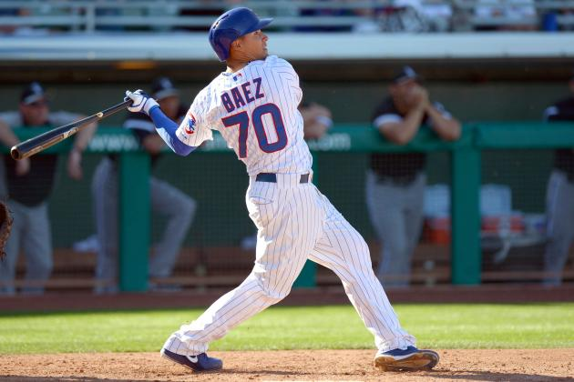 Stock Up, Stock Down for Chicago Cubs' Top 10 Prospects for Week 16