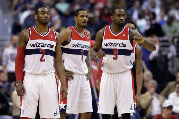 Early Predictions for Washington Wizards' Starting 5 Next Season