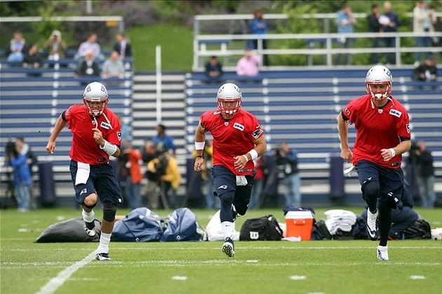 Breaking Down the New England Patriots' Two-Deep Depth Chart, Pre-Training Camp