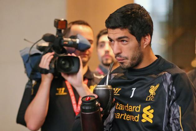 Luis Suarez Transfer News and Rumours Tracker