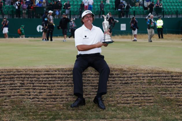 6 Things Learned from the 2013 Open Championship