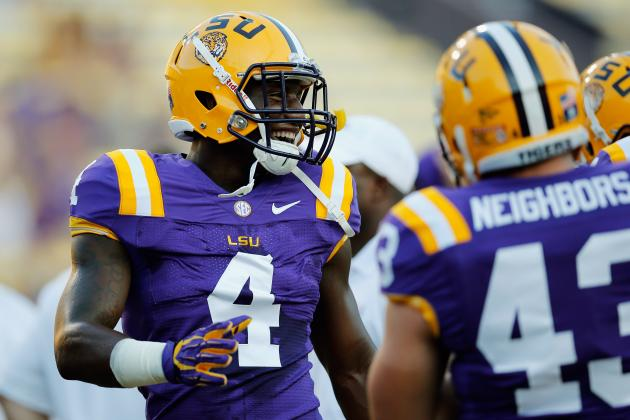 LSU Football: Position-by-Position Fall Practice Preview