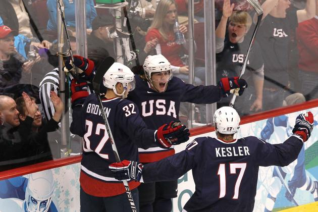 Team USA Hockey: Position-by-Position Breakdown of Preliminary Roster