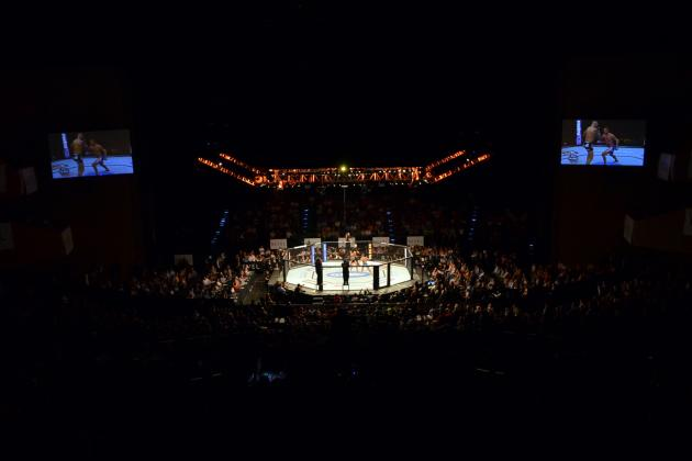 Bleacher Report's U.S. vs. World MMA Match-Play Tournament