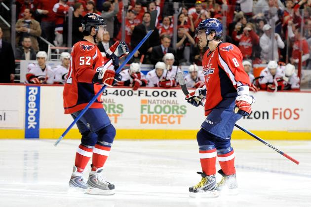5 Washington Capitals Who Will Have a Major Impact on 2014 Sochi Winter Olympics