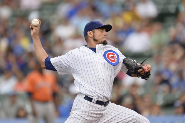 Winners and Losers of Chicago Cubs, Texas Rangers Trade for Matt Garza