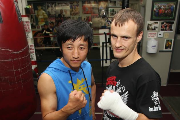 Evgeny Gradovich vs. Mauricio Munoz: Preview and Prediction for Title Fight