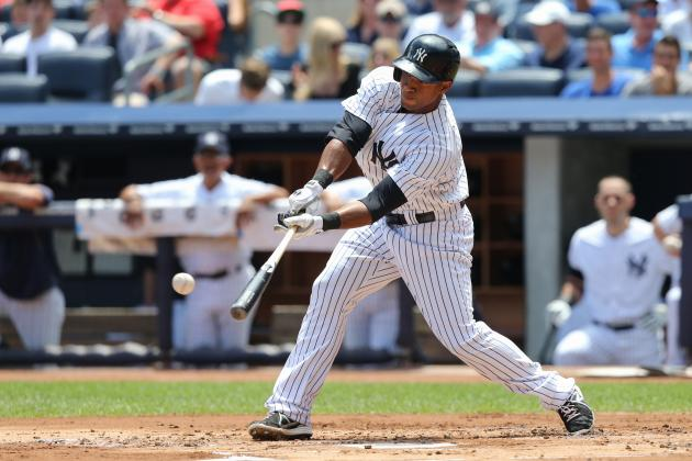 Stock Up, Stock Down for New York Yankees' Top 10 Prospects for Week 16