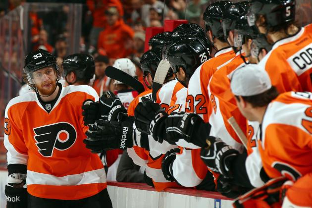 5 Philadelphia Flyers Who Need to Have Bounce-Back Years