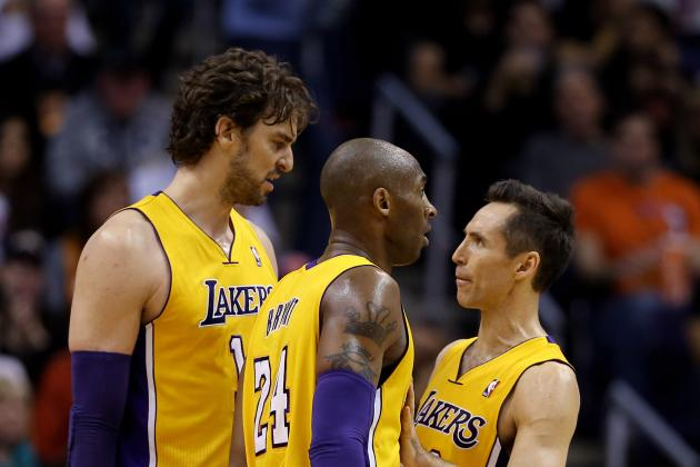 Definitive Los Angeles Lakers Fan Guide to Surviving 2013-14 Rebuilding Season