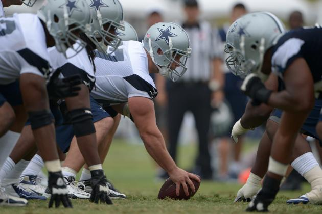 Dallas Cowboys: Grading the Strength of Every Position Unit Heading into Camp