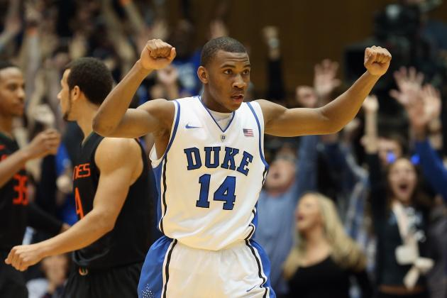 Duke Basketball: 5 Biggest Wild Cards for the Blue Devils' 2013-14 Season