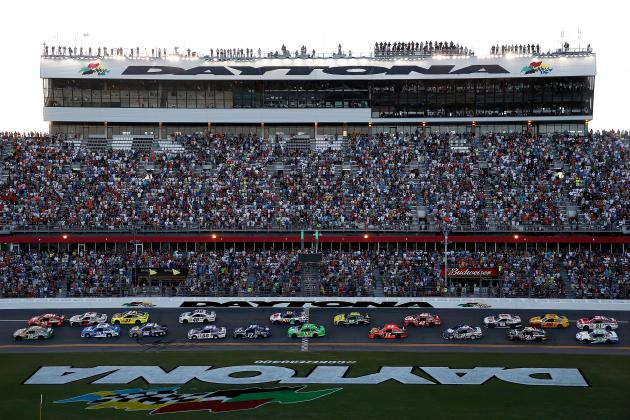 Stock Watch for Top Stars in the NASCAR Sprint Cup Series
