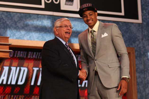 Re-Drafting 2013 NBA Draft Based on Summer League Revelations