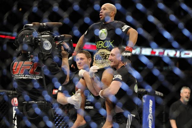 UFC on Fox 8 Preview: Demetrious Johnson vs John Moraga Head-to-Toe Breakdown